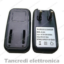 Caricabatteria lir2032 lir2025 carica batteria lir 2032 lir 2025 battery charger