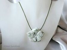 Jade Handmade Natural Costume Necklaces & Pendants