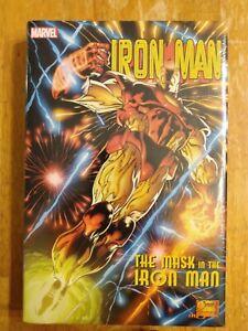 Iron Man: Mask in the Iron Man Omnibus