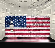 Coque Rigide pour Galaxy J7 (2016) Drapeau ETATS UNIS - USA 07