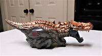 "2013 Hasbro Rolling Dragon Transformer 2013 Gold 8"" Toy"