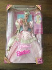 Rapunzel 1997 Barbie Doll Unopened