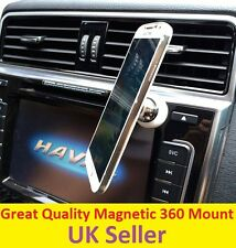 New Universal 360 Magnetic Phone Mount Mobile Car Dash Holder Magic Stand Phone