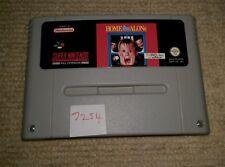 HOME ALONE  - Rare Super Nintendo SNES Game