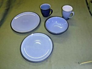 DENBY BLUE JETTY  INDIVIDUAL ITEMS FOR SALE