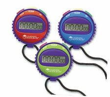 Simple 3 Button Stopwatch, Supports Science Investigations, Timed Math