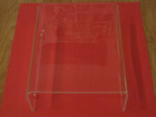 Victor Topper Gumball Half Cabinet Reproduction Plastic Front Face Window - NEW