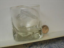 Vtg. Promotional Drambuie Rocks Glass