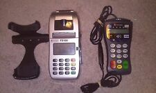 First Data Fd100Ti w/ Fd-30 Pin Pad