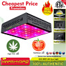 Mars Hydro ECO 300W LED Grow Light Full Spectrum Veg Bloom Indoor Plant Lamp IR