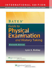 Bates Guide to Physical Examination and History-Taking by Lynn S. Bickley (Hardback, 2012)