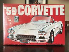 Amt Street Rods '59 Corvette Must See Factory Sealed!