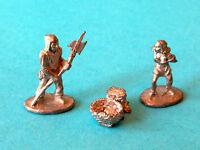 *RPG/Rol AD&D, Pathfinder - Vignette Decapitation Pack 3 figs  - Metal JU62