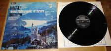 WAGNER HORST STEIN VIENNA ORCHESTRA ED1 NB NARROW BAND STEREO DECCA SXL 6656 LP