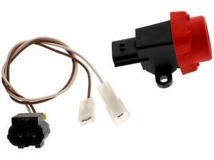 Fuel Pump Cutoff Switch fits Pontiac Grandville 1971-1975 91SMZY