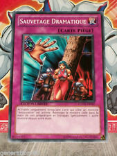 Carte YU GI OH SAUVETAGE DRAMATIQUE GLD3-FR047 X 3