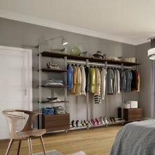 Space Pro Relax Wardrobe Storage System Kit 9 - Linen