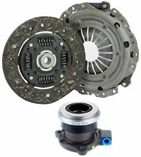 Vauxhall vectra zafira mkii 1.8 3 pc clutch kit jusqu'à eng nº 20KC3240 2005 onward