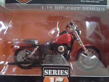 2002 Harley Davidson FXDX DANA SUPER GLIDE Motorcycle Maisto 1/18 Diecast 17
