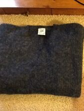 GENUINE COUNTRY ROAD WORK WEAR V NECK OVERSIZE ALPACA WOOL SWEATER SIZE LARGE