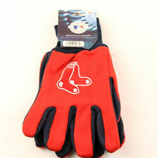 Boston Red Sox Dot Palm MLB Team Jersey Work Gloves TOTAL CLOSEOUT