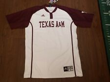 CHOICE Texas A/&M Aggies MAROON State Star Baseball Football Jersey Sleeve Patch