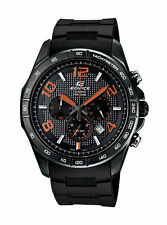 Casio Edifice Stainless Steel Case Watches with Chronograph