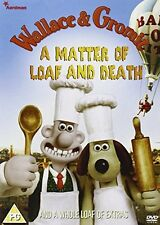 Wallace and Gromit  A Matter of Loaf and Death [DVD]