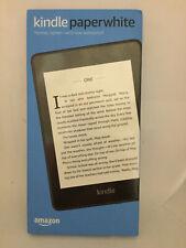 "Amazon Kindle Paperwhite (10th Generation) 8GB, Wi-Fi, 6"" eBook Reader - Black"