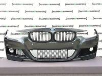 BMW 3 SERIES M SPORT F30 F31 2013-2017 FRONT BUMPER GREY GENUINE [B29]