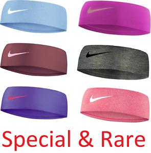 """Special & Rare"" Nike DRI-FIT Headband Men's or Women's OSFM Tennis Yoga Gym...."