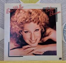 BETTE MIDLER - Broken Blossom [Vinyl LP,1977] USA Import SD 19151 Pop Rock *EXC