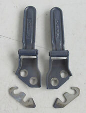 Genuine Used MINI (Cool Blue) Pair of Boot Lid Hinges for R52 - 7111441 / 442