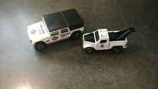 """Hummer  H1 Special Service Unit """"Police""""  & Sheriff Tow Truck"""