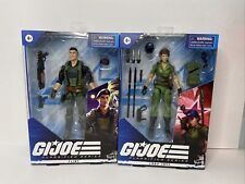 GI Joe classified Flint & Lady Jaye NIB Lot