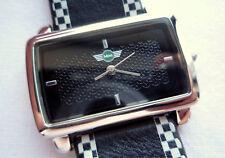 MINI Cooper JCW Men's Women's Elegant Business Classic Racing Sport Design Watch