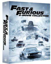 FAST AND FURIOUS COLLEZIONE COMPLETA 8 FILM (8 DVD) Vin Diesel