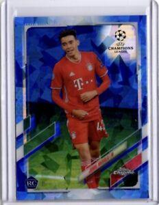 Topps 2021 Sapphire Jamal Musiala Rookie Card, Bayern Munich / Germany