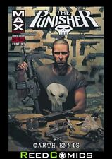 PUNISHER MAX BY GARTH ENNIS OMNIBUS VOLUME 1 HARDCOVER (864 Pages) New Hardback