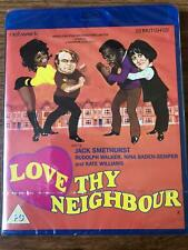 Love Thy Neighbour - Film - Blu-Ray Disc NEW & SEALED