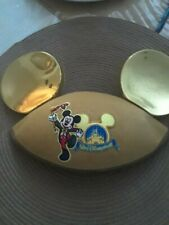 Vintage Walt Disney World Gold Mickey Mouse Ears Celebration Parade Mickey Hat