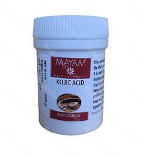 KOJIC ACID - Whitening, Lightening, Bleaching, Face Anti-aging, ANTI MELASMA 25g