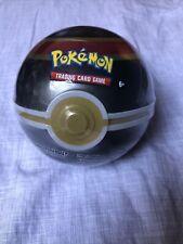 More details for pokemon luxury ball pokeball tin sealed *rare