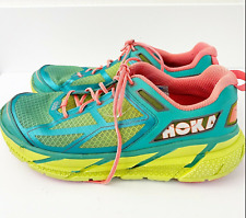 HOKA ONE ONE W Clifton Women's Running Athletic Shoes Sneakers Size 9.5