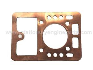 Lister D & DK Stationary Engine Copper Head Gasket Lister P/N D91