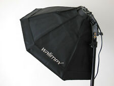 Walimex Daylight 1000 Softbox, 4 x 50 Watt, Front-Diffusor