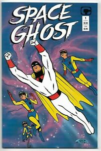 Space Ghost #1 Comico 1987 VF+