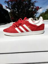 Men's Red Adidas Gazelle Size 12