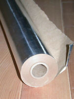 Aluminum Foil Radiant Barrier for Saunas