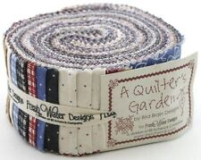 A Quilters Garden by Bird Brain Designs - Jelly Roll